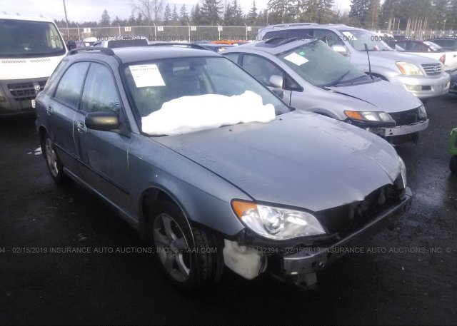 Inventory #618349197 2007 Subaru IMPREZA