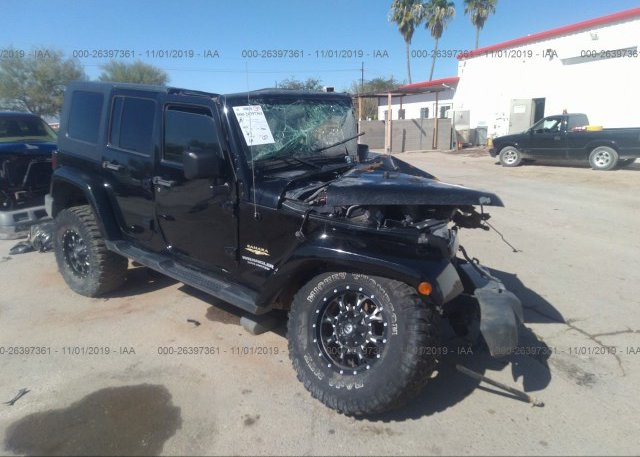 Inventory #709402792 2008 JEEP WRANGLER UNLIMITE