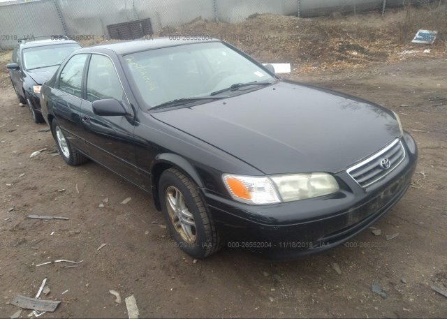 Inventory #907805554 2001 Toyota CAMRY