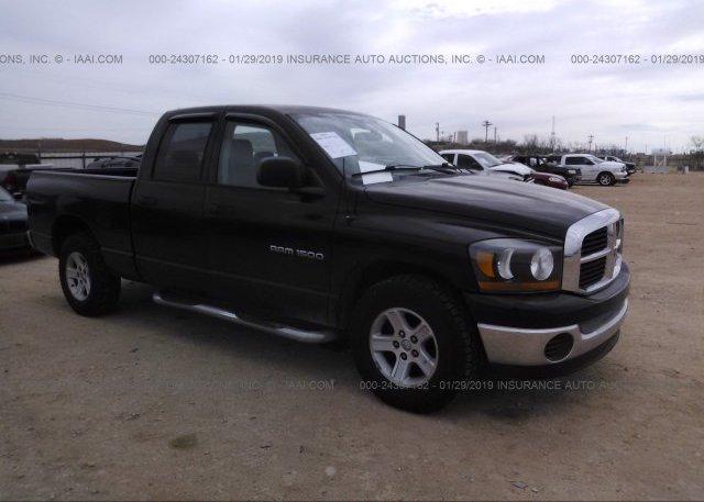 Inventory #881312623 2006 Dodge RAM 1500