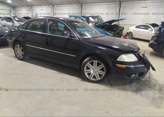 Inventory #834877708 2005 Volkswagen PASSAT