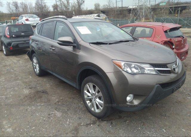 Inventory #256970419 2014 Toyota RAV4