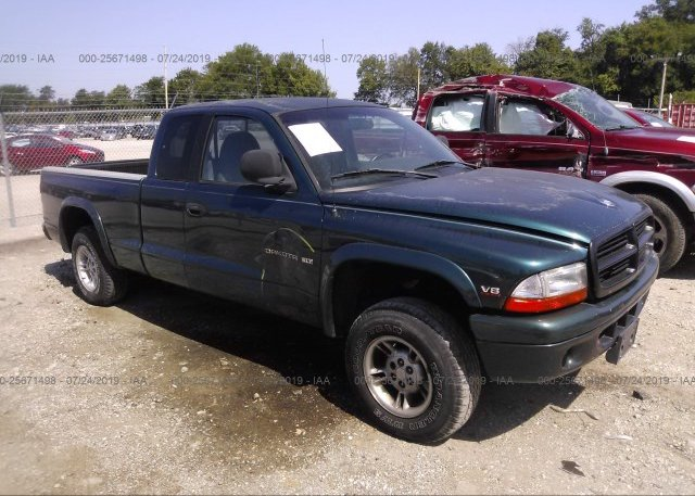 1B7GG23Y7SS225076, Parts Only - Bill Of Sale red Dodge