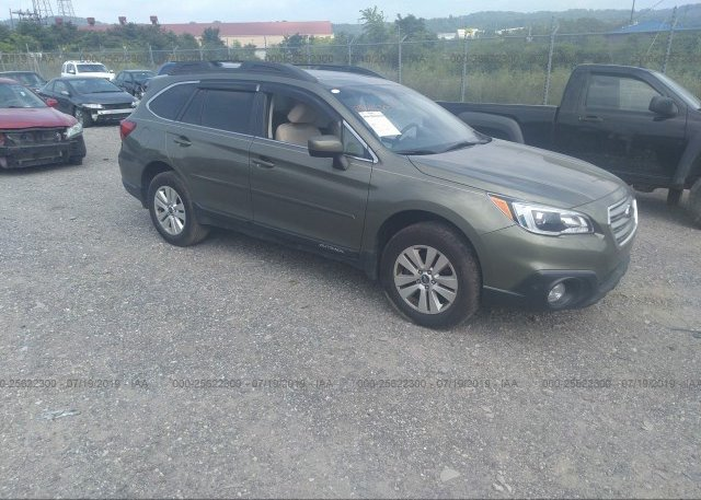 Inventory #140097900 2015 Subaru OUTBACK