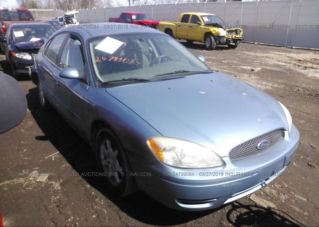 Inventory #775296002 2007 FORD TAURUS