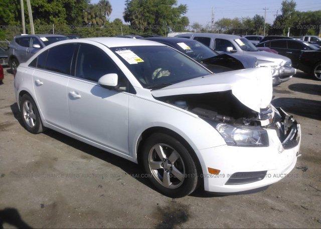 Inventory #726135075 2011 Chevrolet CRUZE