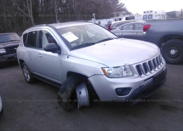Inventory #696569518 2012 JEEP COMPASS