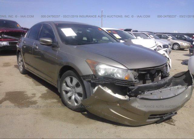 Inventory #732269985 2008 Honda ACCORD