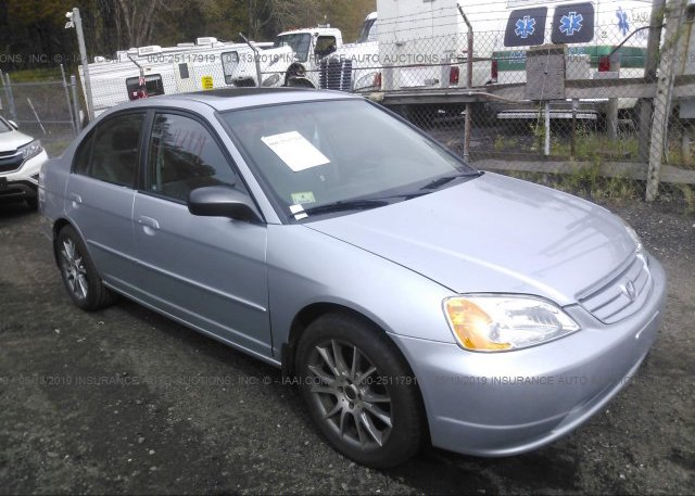 Inventory #631885538 2003 Honda CIVIC