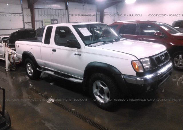 Inventory #242061074 2000 Nissan FRONTIER