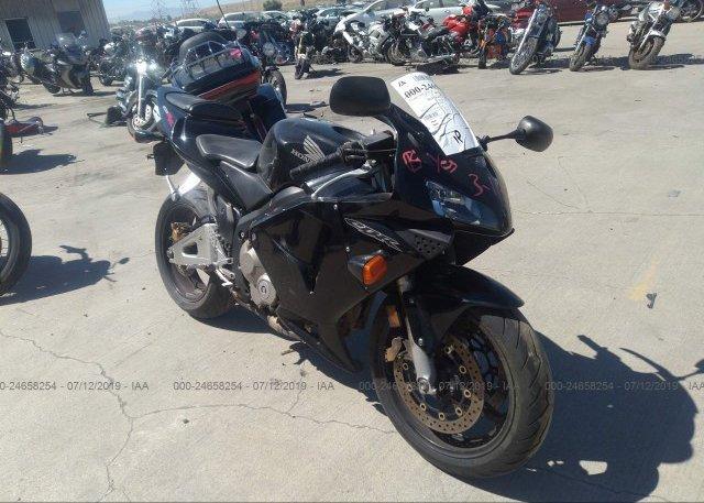 Inventory #760039928 2003 Honda CBR600