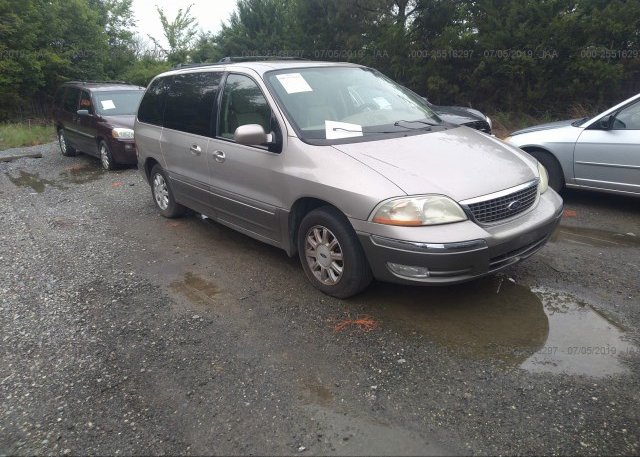 Inventory #264838311 2003 FORD WINDSTAR