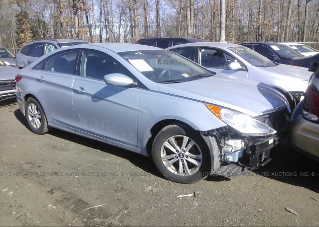 Inventory #282400629 2011 Hyundai SONATA