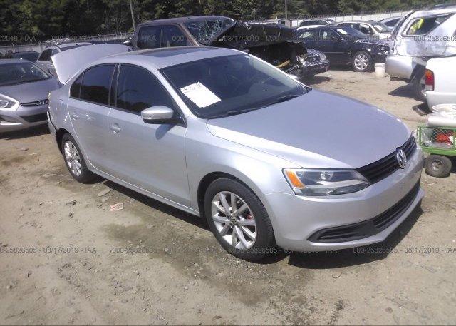 Inventory #663380017 2012 Volkswagen JETTA