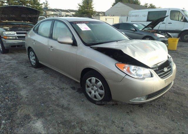 Inventory #387531343 2009 Hyundai ELANTRA