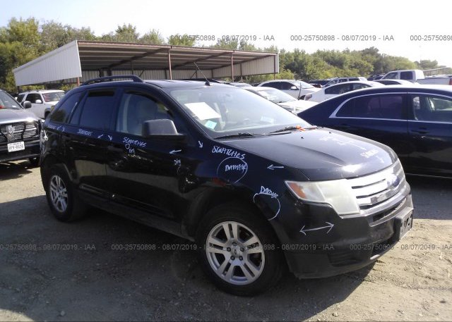 Inventory #735329660 2007 FORD EDGE