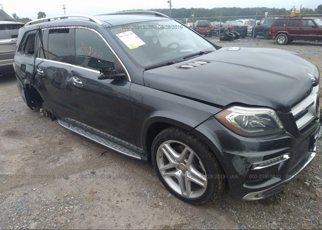 Inventory #165254197 2013 Mercedes-benz GL