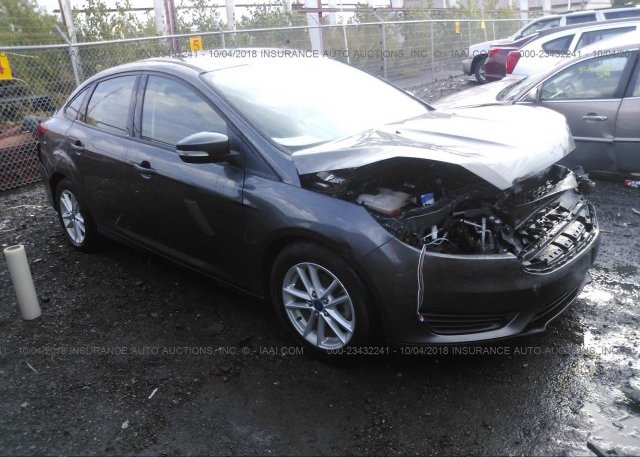 Inventory #600283674 2015 FORD FOCUS