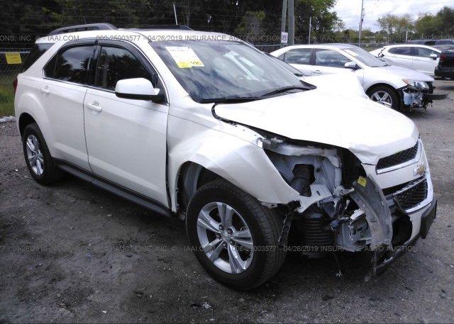 Inventory #623409714 2015 Chevrolet EQUINOX