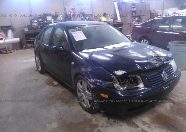 Inventory #310779365 2002 Volkswagen JETTA