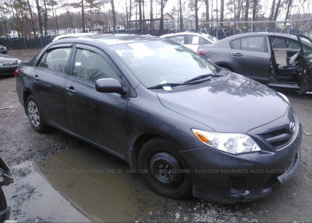 Inventory #670665694 2011 Toyota COROLLA