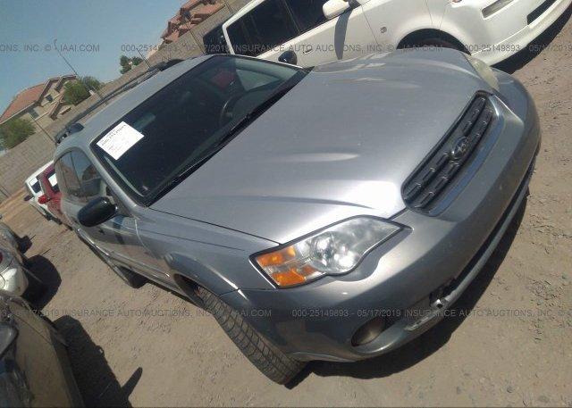 Inventory #243877737 2007 Subaru LEGACY