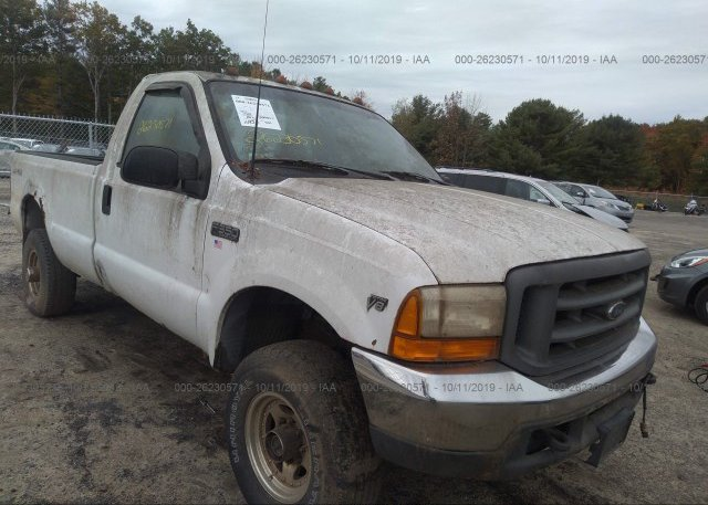 Inventory #450891970 1999 FORD F350