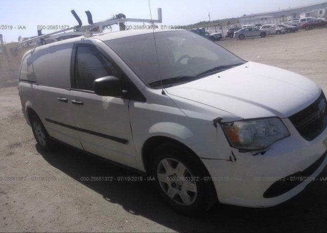 Inventory #590379941 2012 Dodge RAM VAN
