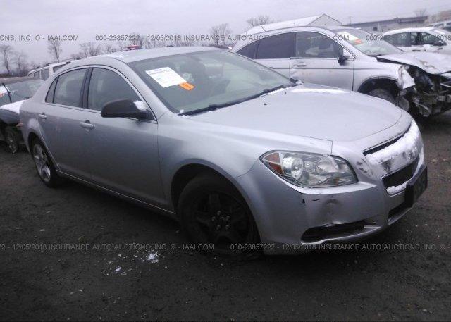 Inventory #638310080 2011 Chevrolet MALIBU