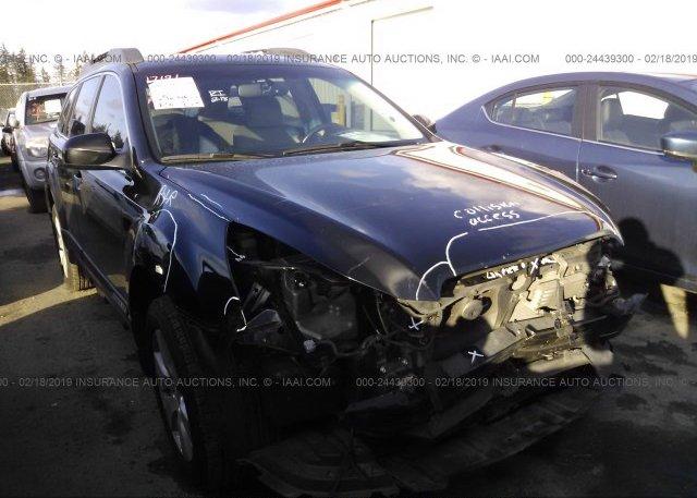 Inventory #234742289 2010 Subaru OUTBACK