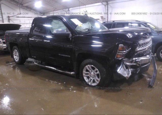 Inventory #944153312 2015 Chevrolet SILVERADO