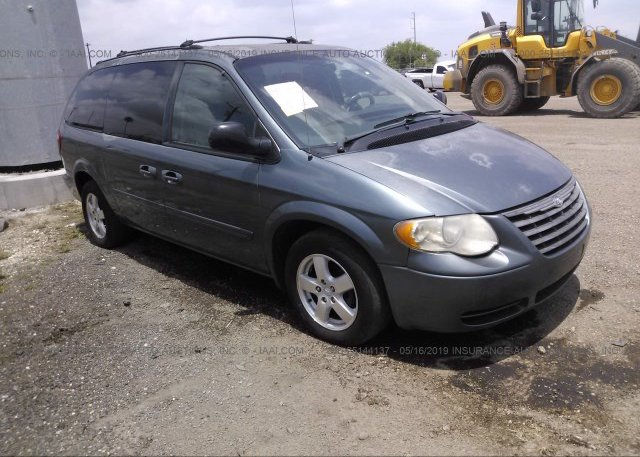 Inventory #466118828 2005 Chrysler TOWN & COUNTRY