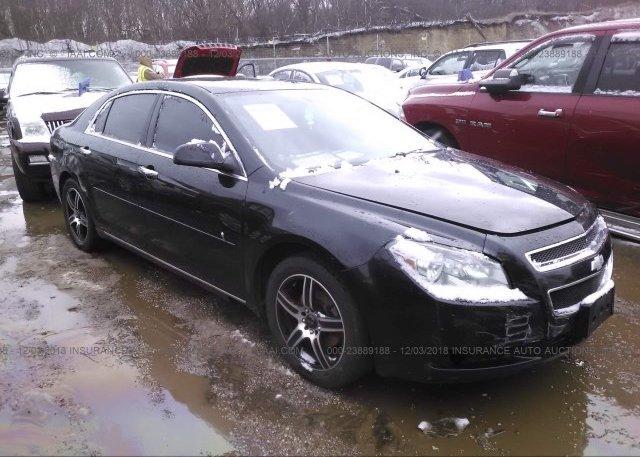Inventory #692272544 2012 Chevrolet MALIBU