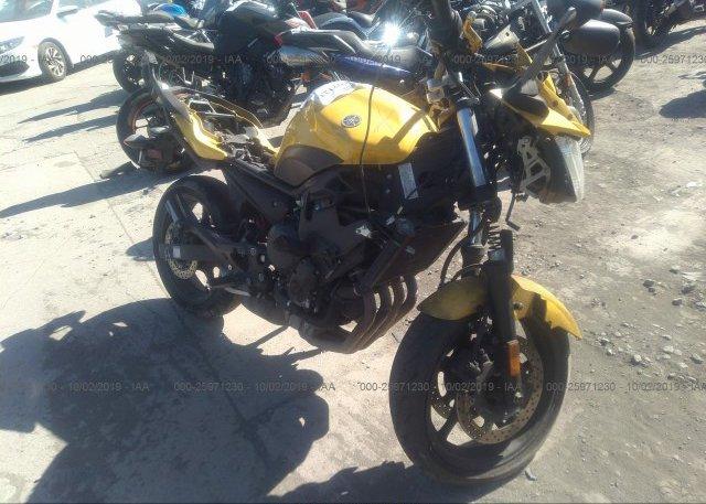 Inventory #961966370 2009 Yamaha FZ6