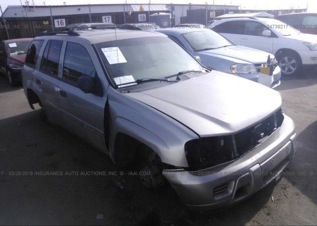 Inventory #608725710 2002 Chevrolet TRAILBLAZER