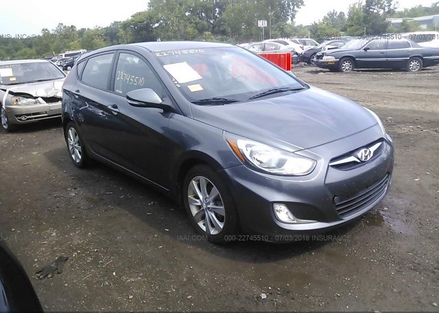 Inventory #222044055 2013 Hyundai ACCENT