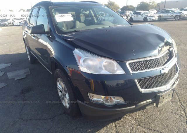 1GNKRFED4BJ402623 2011 CHEVROLET TRAVERSE