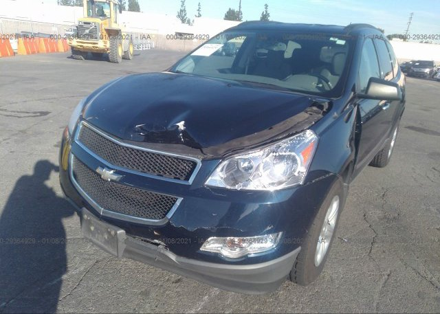 из сша 2011 CHEVROLET TRAVERSE 1GNKRFED4BJ402623