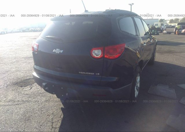 цена в сша 2011 CHEVROLET TRAVERSE 1GNKRFED4BJ402623