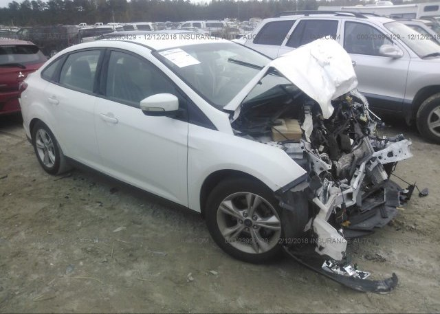 Inventory #106181852 2014 FORD FOCUS