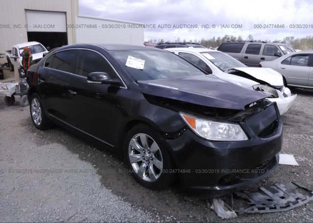 Inventory #885834134 2013 Buick LACROSSE