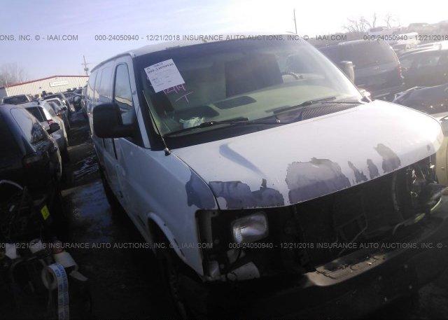 Inventory #404068511 2006 Chevrolet EXPRESS G2500