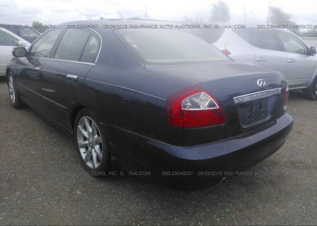 Jnkbf01a03m102859 Blue Infiniti Q45 At Memphis Tn On Online