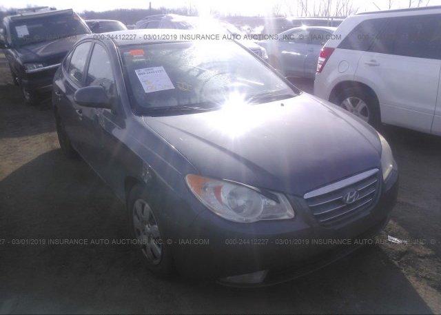 Inventory #845072306 2008 Hyundai ELANTRA