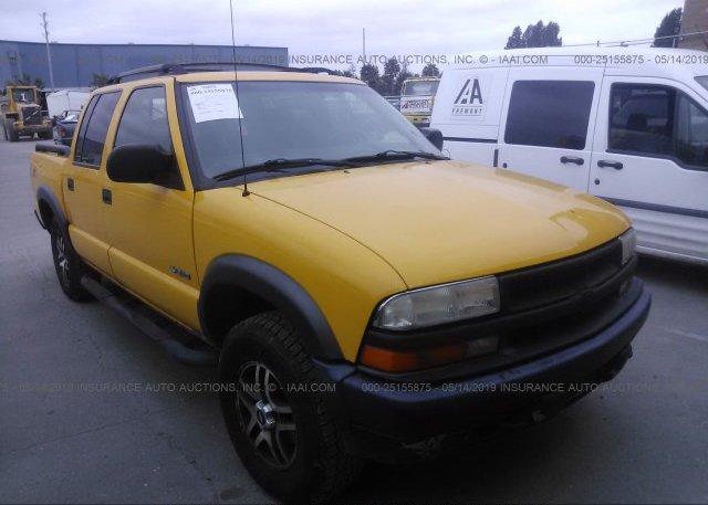 Inventory #881216106 2004 Chevrolet S TRUCK