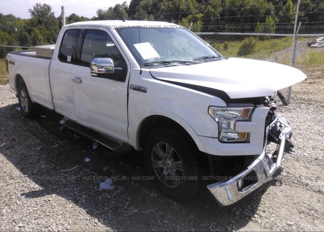 Inventory #773185154 2016 FORD F150