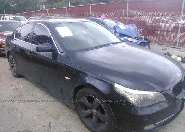 Inventory #153861667 2008 BMW 528