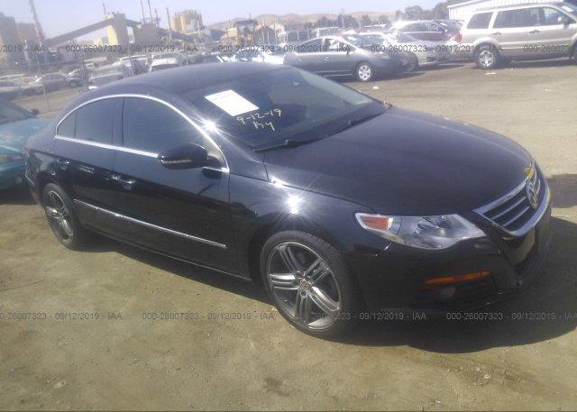 Inventory #706546614 2012 Volkswagen CC