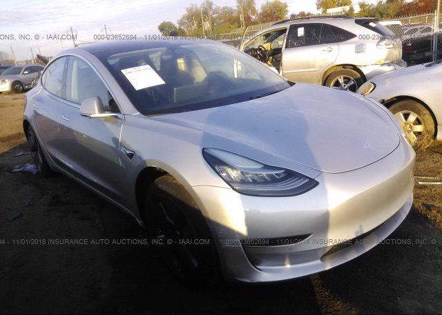 Inventory #718975903 2018 Tesla MODEL 3