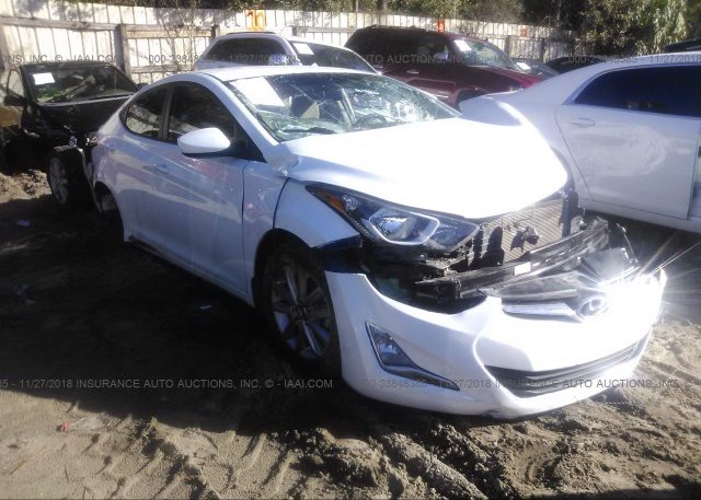 Inventory #735650674 2016 Hyundai ELANTRA